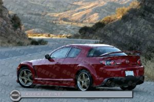 2005 MAZDASPEED Equipped RX-8
