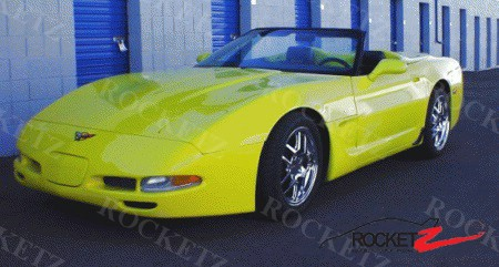 Chevrolett Corvette C4-C5 Conversion Kit (84-96)