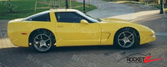 Chevrolett Corvette C4 C5 Conversion Kit 84 96 Rocketz