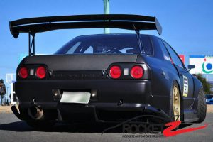 89-93 Skyline R32 GTR Nismo TBO Style Rear Spats Extension Corner Addon USA CAN