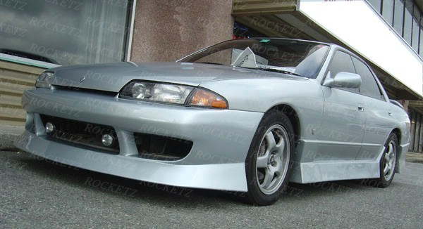 Nissan R32 GTS Version Select Style Front Bumper 2/4DR
