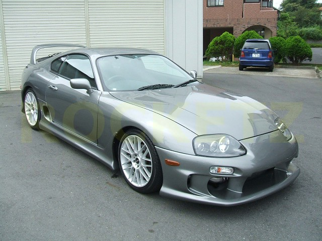 Toyota Supra For Sale In Canada >> Supra TS Style Side Skirts (93-96) | ROCKETZ AUTOSPORT