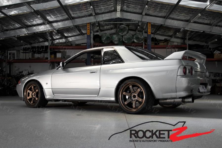 R32 Gtr Oem Style Rear Fenders Rocketz Autosport
