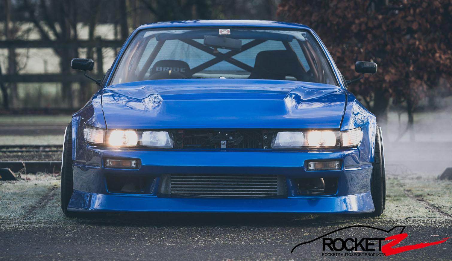 S13 Bn Style Front Bumper Rocketz Autosport